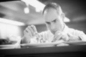 Jan Leimbach Spitzenkoch im Restaurant Meridiano und Koch des Jahren Lenkerhof Gourmet & Spa Hotel Lenk Bern