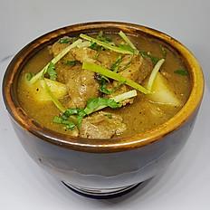 Goan Portuguese Pork Vindaloo