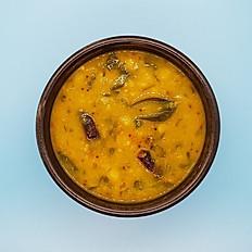 Andhra Methi & Mango Dal