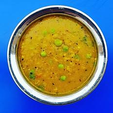 Bengali Dal & Peas