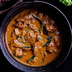 Slow Cooked Sri Lankan Beef Curry