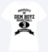 Dem Boyz Basketball T-Shirt