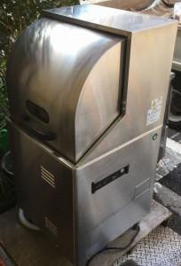ホシザキ食器洗浄機!