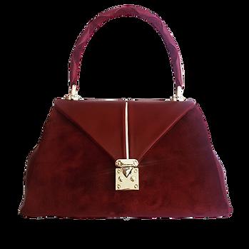 A bag by freelance bag designer