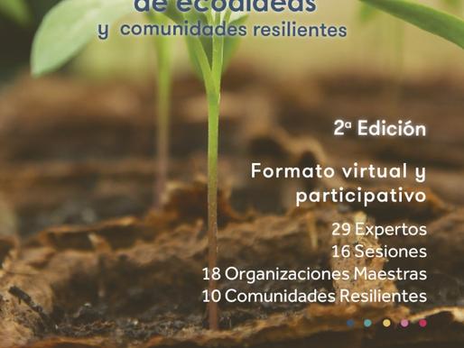 Curso MAESTRO de ecoaldeas y comunidades resilientes