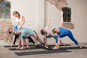 Yoga   Yoga@Work   Eugenie Wortelboer