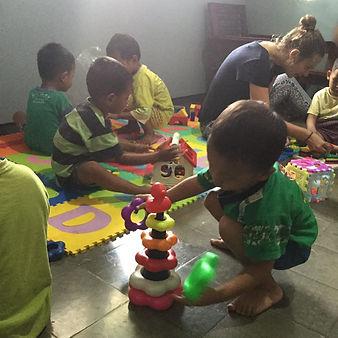 Join Hands, Vrijwilligerswerk, Vrijwilligersprojecten, India