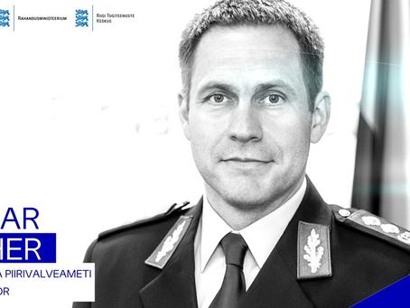 Lühiintervjuu Elmar Vaheriga (Politsei- ja Piirivalveameti peadirektor)