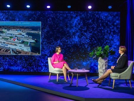 Intervjuu Kadri Landiga (Tallink Grupi juhatuse liige)