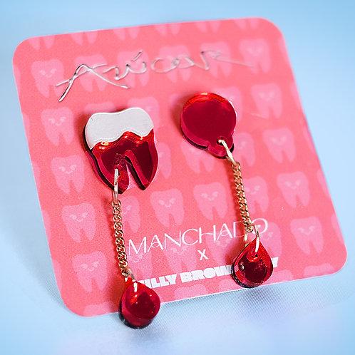 Azucar Toothache Earring
