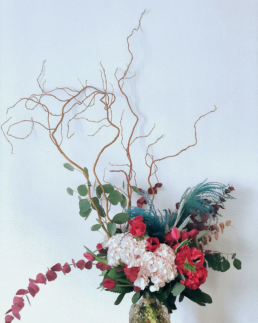 bouquet foufou
