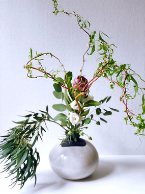 bouquet graphique