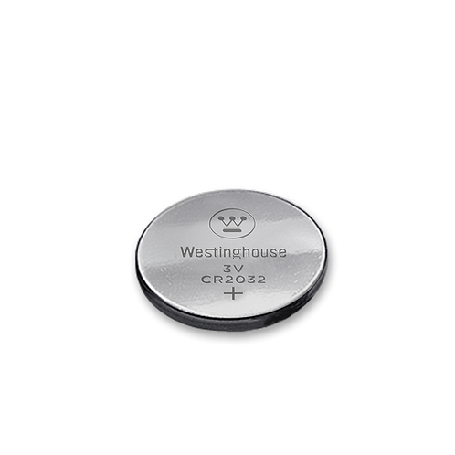 Westinghouse  3.0V Lithium button cell battery - CR2032  (1 pc)