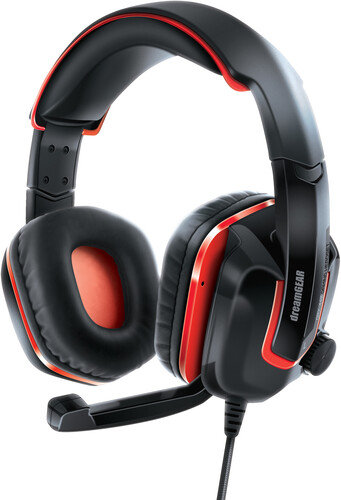 DreamGear DGSW-6510 GRX-440 Nintendo Switch Gaming Headset With BoomMicrophone F