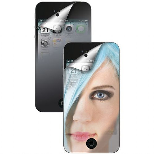 Scosche iPhone 4S Proflect Mirrored Screen Protectors, 2 PK