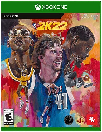 NBA 2K22 75th Anniversary for Xbox One