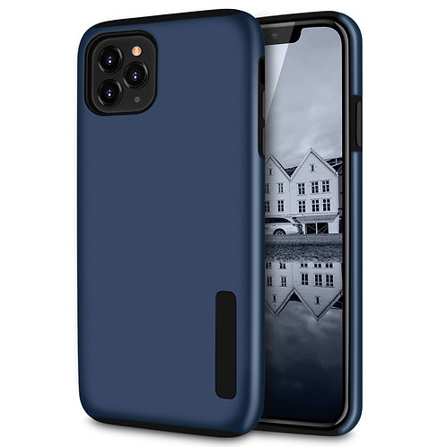 Apple iPhone 11 Pro Protective Shockproof Dual Layer Case Cover