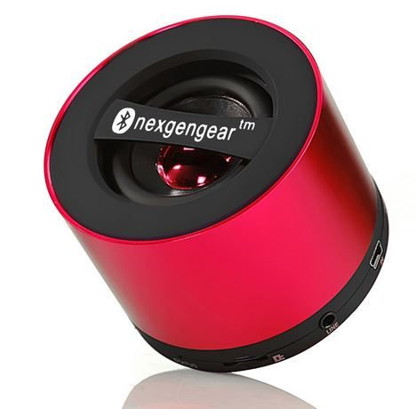 NexGenGear Mini Portable Wireless Stereo Bluetooth Speaker
