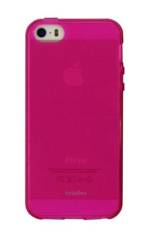 Versio Frosted Revealer iPhone 5 / 5S TPU Flexible Soft Case Matte