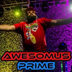 DJ Awesomus Prime