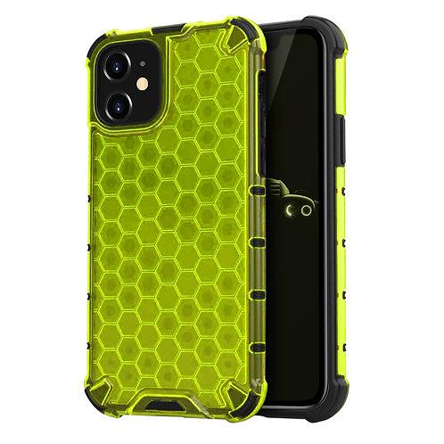 Apple iPhone 11 Honeycomb Slim Dual Layer Protective Case