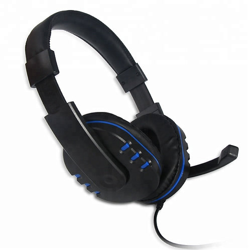 Universal Wired Gaming Headset for PlayStation 4, Nintendo Switch, Xbox ONE Cons
