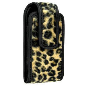 Leopard Print Mobile Case