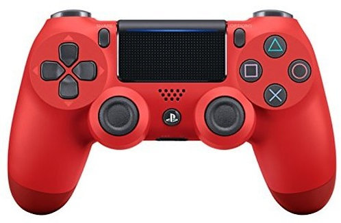 Dualshock 4 Wireless PS4 Controller: Red for Sony Playstation 4