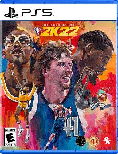 NBA 2K22 75th Anniversary for PlayStation 5