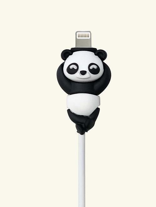 Cartoon Panda Shaped  Cable Protector