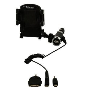 Naztech Universal Mount and Charger