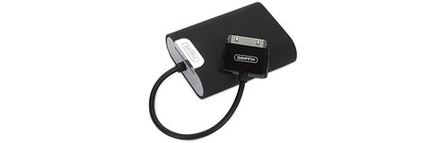 Griffin TuneJuice 2 - Battery Backup for iPod/iPhone 4S
