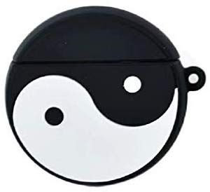 Ying Yang Airpod Case Cover