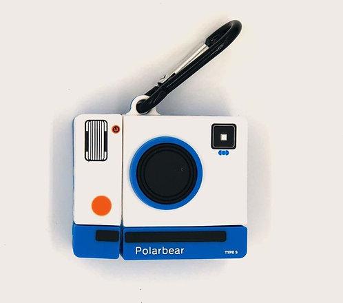 Polaroid Inspired Apple AirPod Case Cover