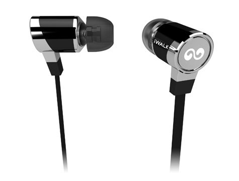 iWalk  Earphone headset with remote Mic for any devices with a 3.5mm audio outpu