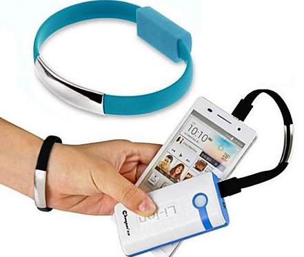 Bracelet Wristband Lightning Charger cable for iPhone