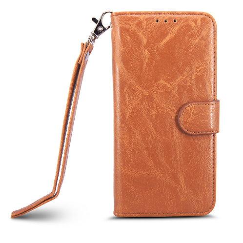 Apple iPhone 11 Pro Pu Leather Wallet Back Magnetic Detachable Case