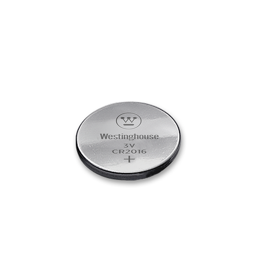 Westinghouse 3.0V lithium button cell - CR2016 1pc blister