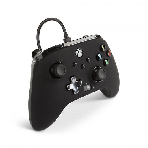 Xbox One / Xbox Series X - Controller - Wired - Enhanced Wired Controller - Blac