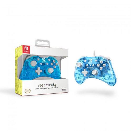 Nintendo Switch Rock Candy Wired Controller - Blu-merang