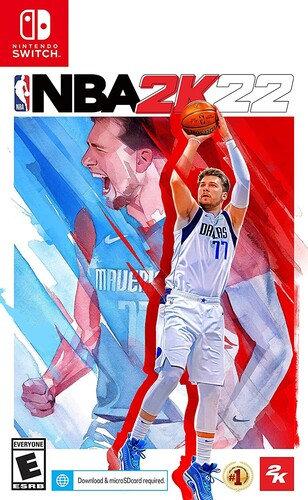 NBA 2K22 for Nintendo Switch