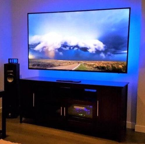 Multi-Color LED Light Strip Kit w/ Remote (9.8ft)