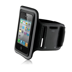 Naztech Universal Sports Armband for Most Large Smartphones