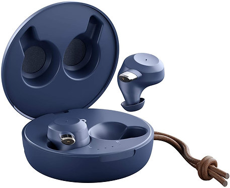 Sudio - Fem True Wireless In Ear Bluetooth Headphones - Classic Blue