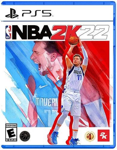 NBA 2K22 for PlayStation 5