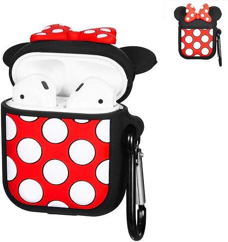Minnie Big Dots Airpod Case Cover