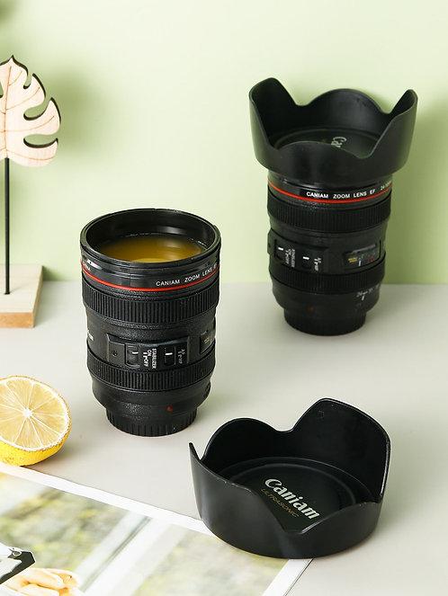 Camera Lens Shaped Cup (4pcs)