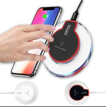 K9 Fantasy Wireless Charger Qi Certified Fast Charging Station
