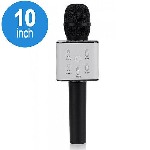 Karaoke Microphone Portable Handheld Bluetooth Speaker KTV