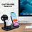 Thumbnail: iGear 3-in-1 Wireless Charger for iPhone, Airpods, and iWatch (Stand)
